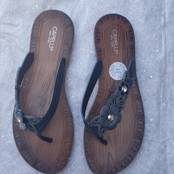 c7c6d4099756 Capelli Jelly flip flops. NWT. Capelli of New York
